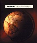 Corporate History Book: Paccar