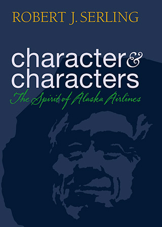 Corporate History Book: Character and Characters