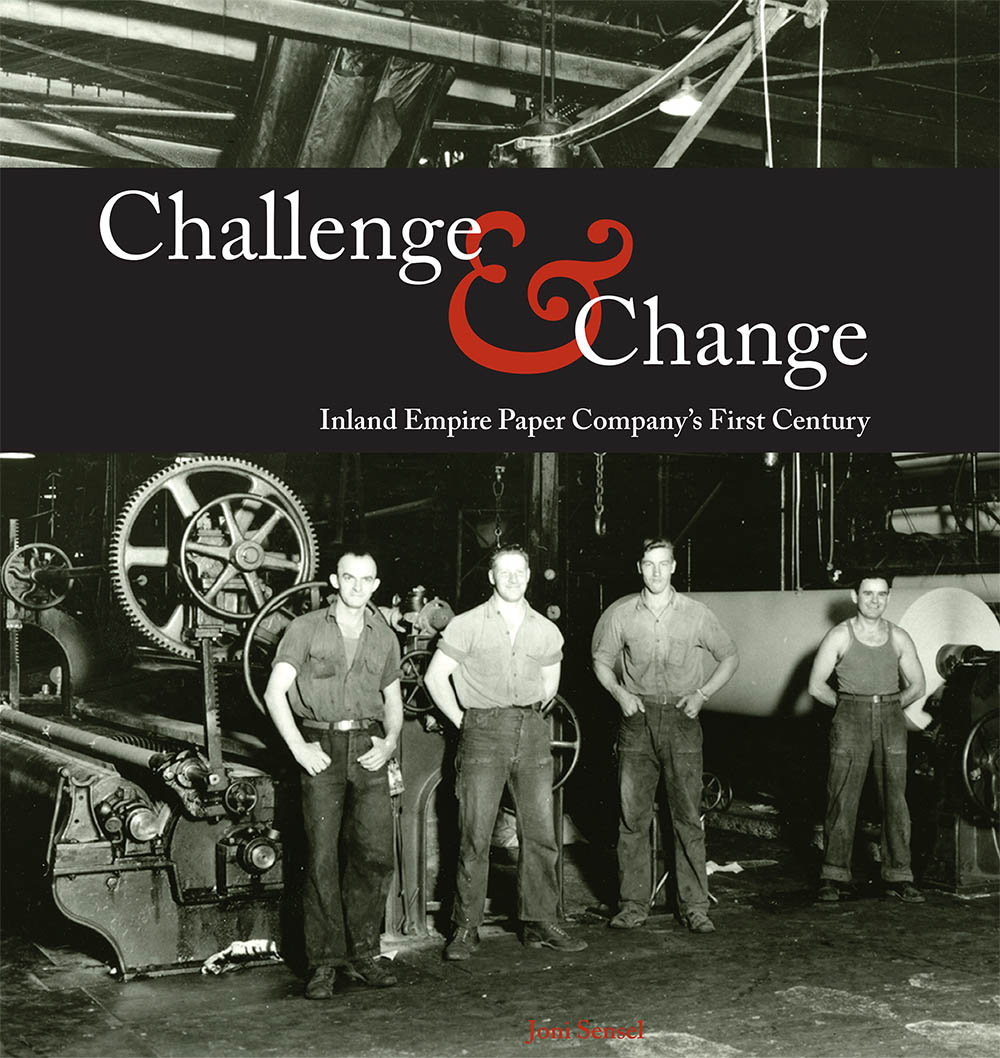 Corporate History Book: Challenge and Change