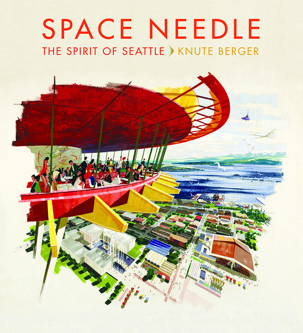 space needle book cover